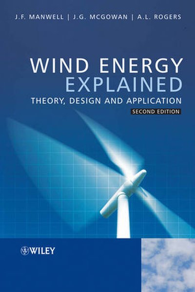 Wind Energy Explained als Buch von James F. Manwell, Jon G. McGowan, Anthony L. Rogers