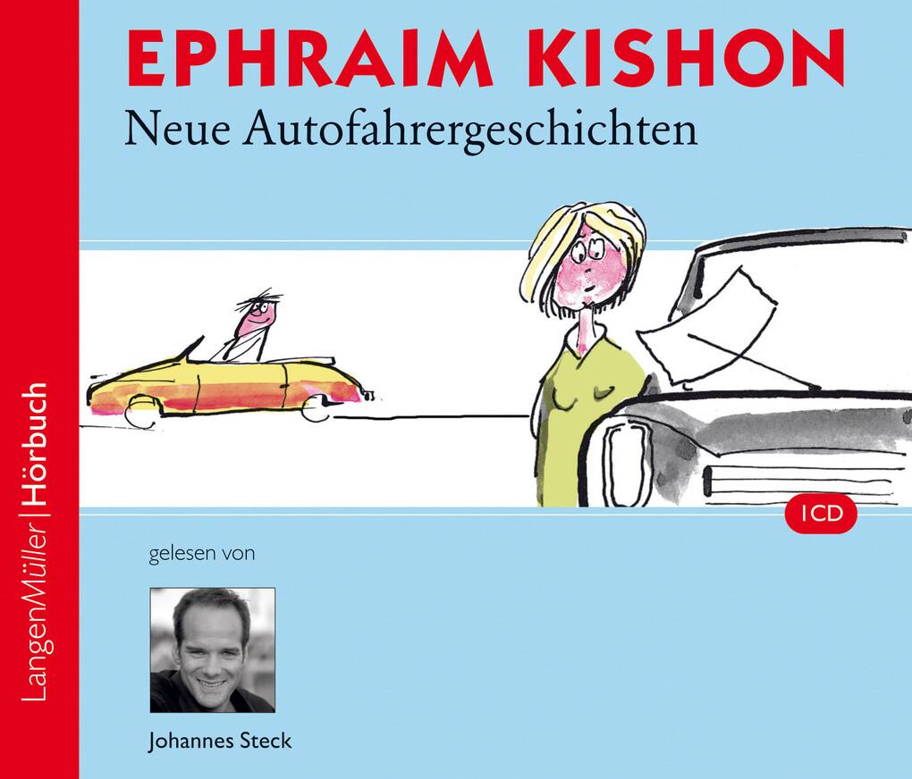 Neue Autofahrergeschichten als Hörbuch Download
