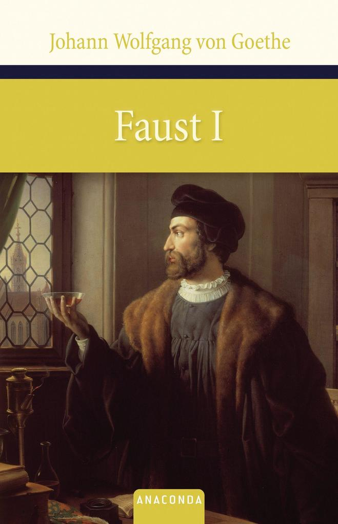 Faust I als Buch