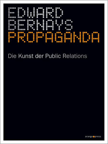 Propaganda als Buch von Edward Bernays