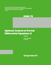 Optimal Control of Partial Differential Equations II: Theory and Applications