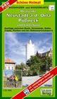 Orlasenke, Neustadt a.d. Orla, Pößneck und Umgebung 1 : 35 000. Radwander- und Wanderkarte
