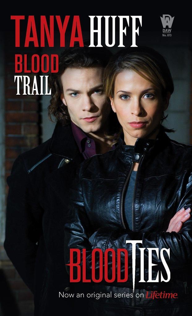 Blood Trail als Taschenbuch