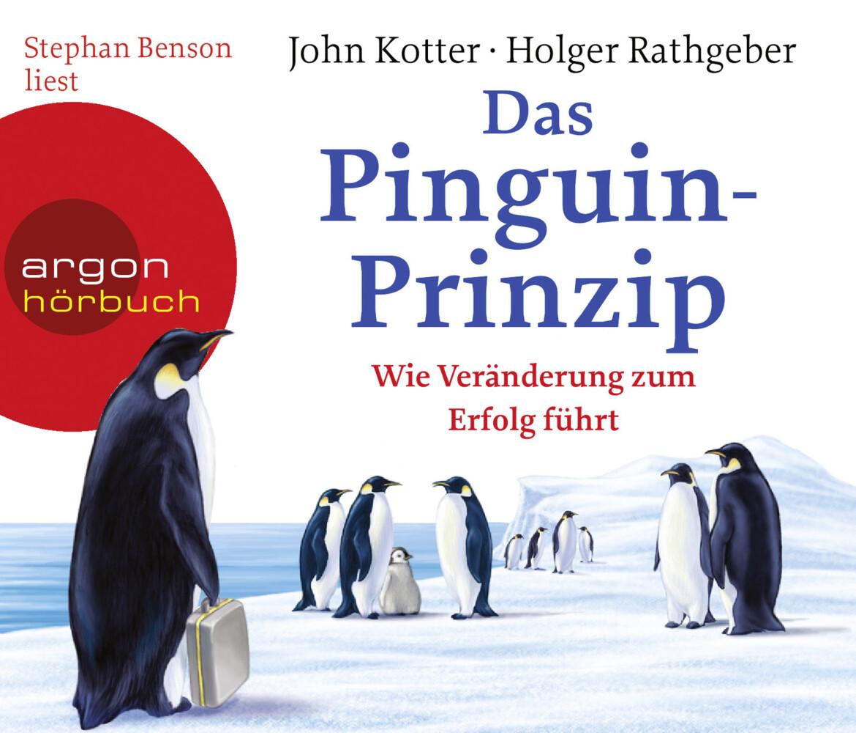 Das Pinguin-Prinzip als Hörbuch