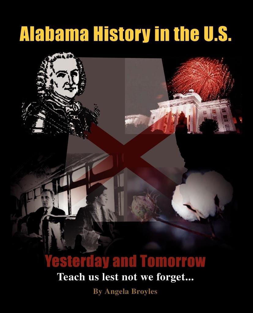 Alabama History in the U.S. als Taschenbuch