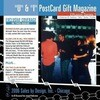 U & I Postcard Gift Magazine: Effusion Series 1