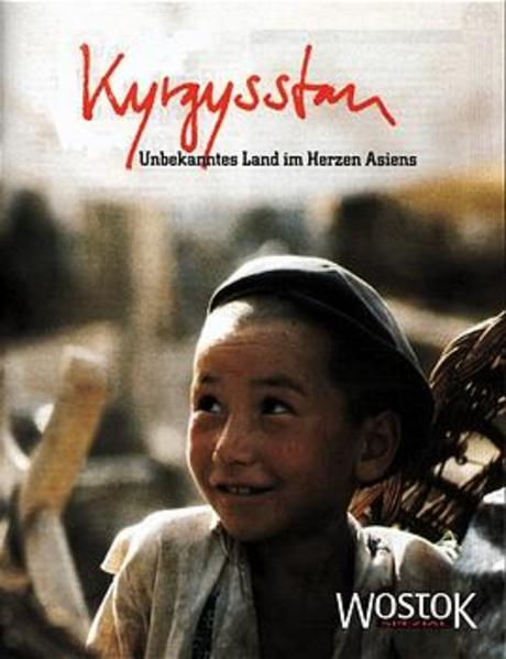 Kyrgysstan (Kirgistan / Kirgisien) als Buch von