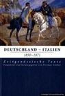 Deutschland - Italien 1850 - 1871
