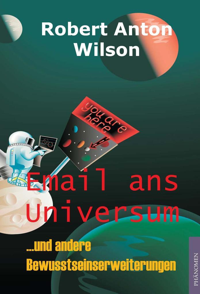 Email ans Universum als Buch