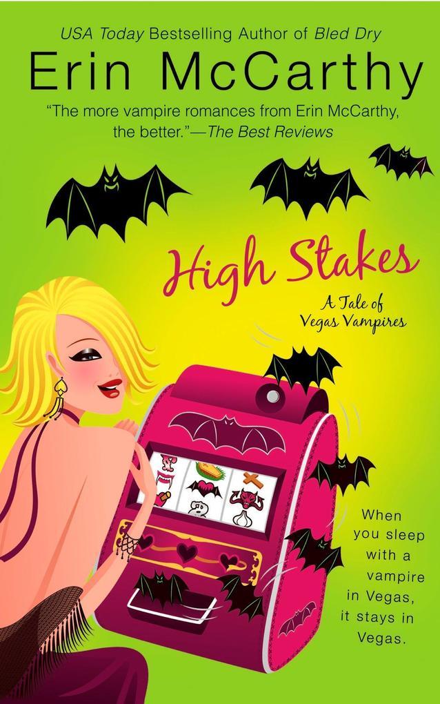 High Stakes als Taschenbuch