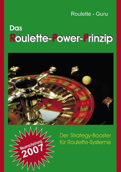 Das Roulette-Power-Prinzip als Buch