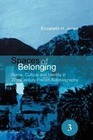 Spaces of Belonging: Home, Culture and Identity in 20th-Century French Autobiography