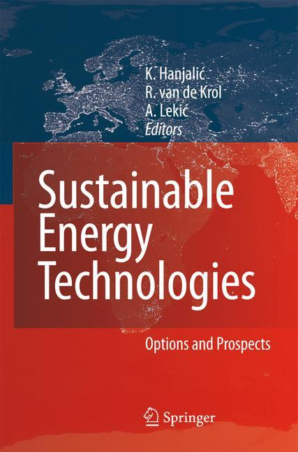 Sustainable Energy Technologies als Buch von