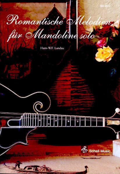 Romatische Melodien für Mandoline solo