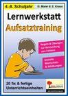 Lernwerkstatt Aufsatztraining