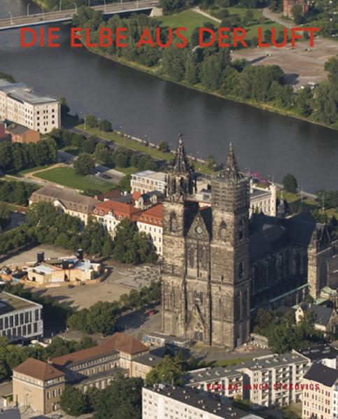 Die Elbe aus der Luft als Buch