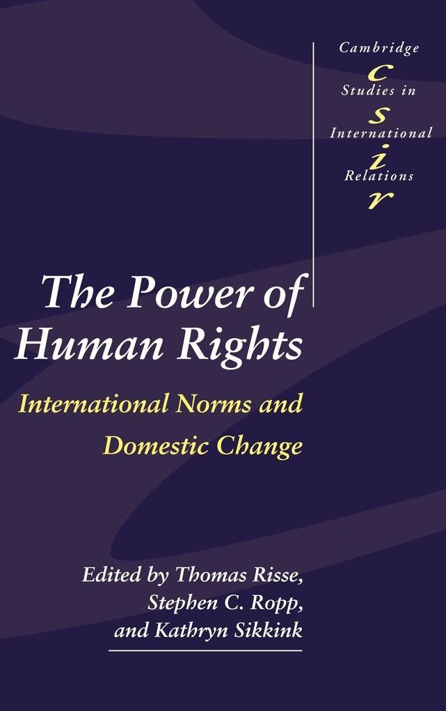 The Power of Human Rights als Buch