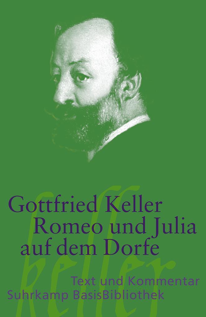 Romeo und Julia auf dem Dorfe als Taschenbuch