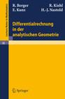 Differentialrechnung in der analytischen Geometrie