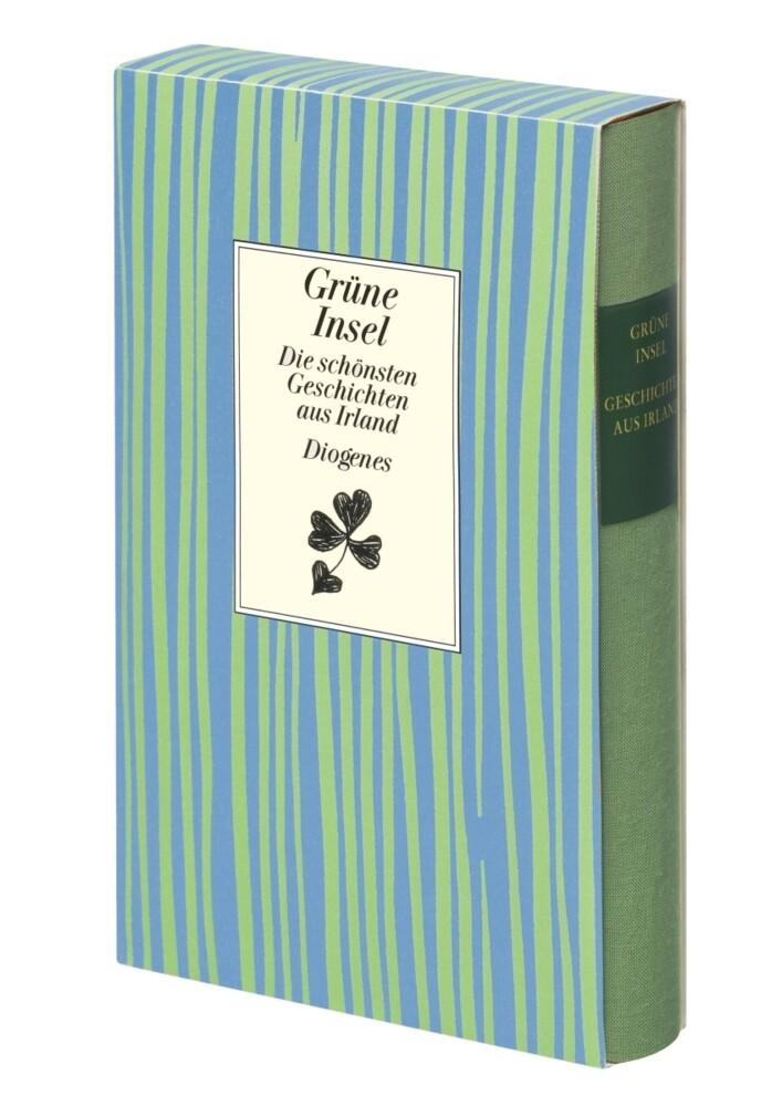 Grüne Insel als Buch