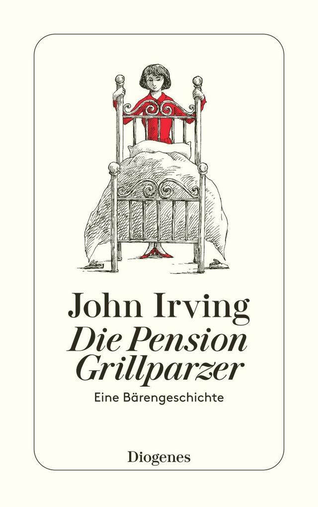 Die Pension Grillparzer als Taschenbuch