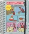 Kookinstructies for Students only / druk 1