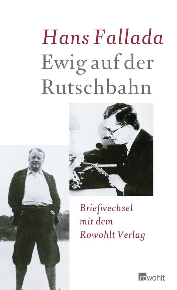 Ewig auf der Rutschbahn als Buch von Hans Fallada