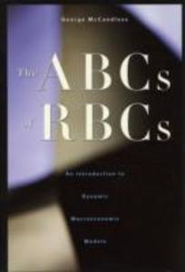 The ABCs of RBCs (Buch), George T  McCandless