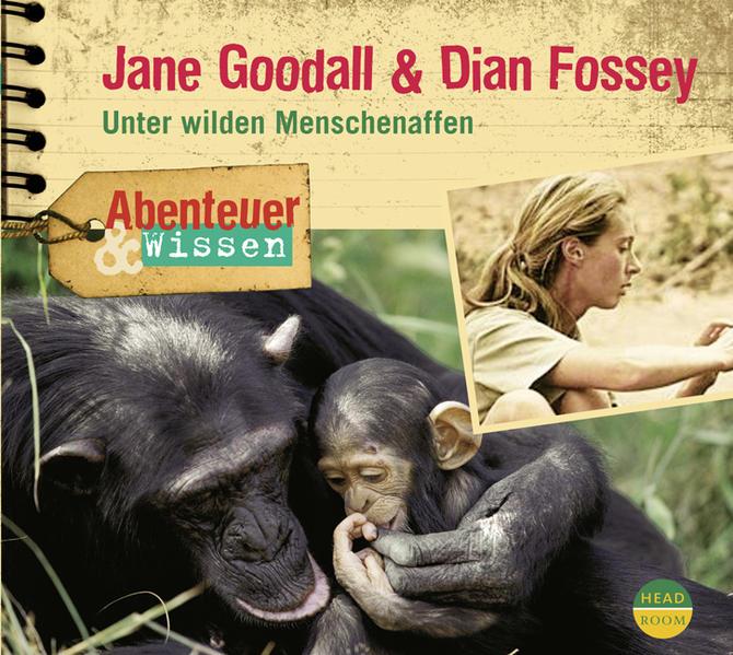 Jane Godall und Dian Fossey. Gerstenberg-Edition