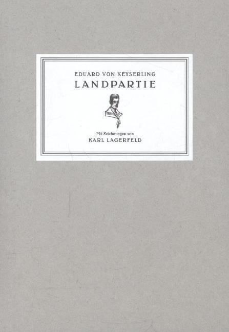 Landpartie als Buch