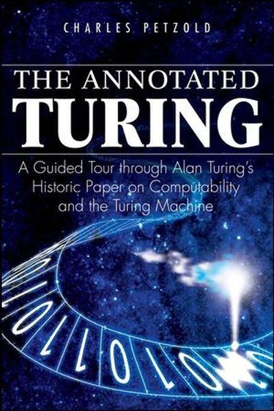 The Annotated Turing als Buch von C. Petzold