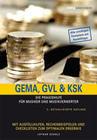 GEMA, GVL & KSK