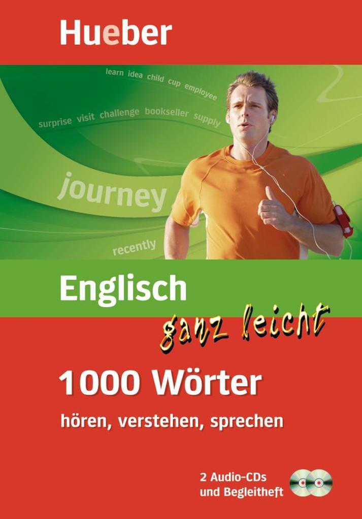 Englisch ganz leicht 1 000 Wörter als Hörbuch