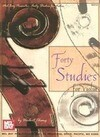 Forty Studies for Violin