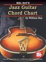 Mel Bay's Jazz Guitar Chord Chart