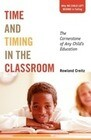 Time and Timing in the Classroom