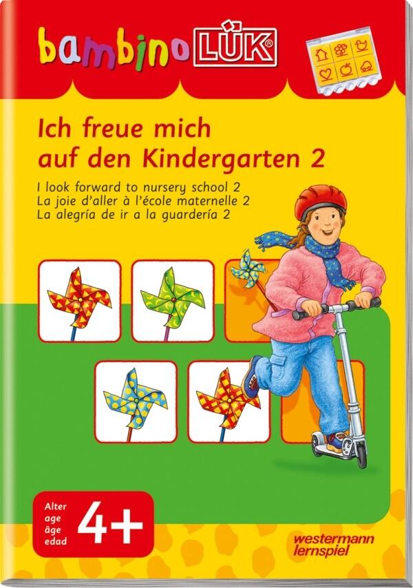 LÜK bambino. Ich freue mich auf den Kindergarten 2