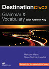 Destination C1 & C2 Grammar and Vocabulary. Student's Book with Key