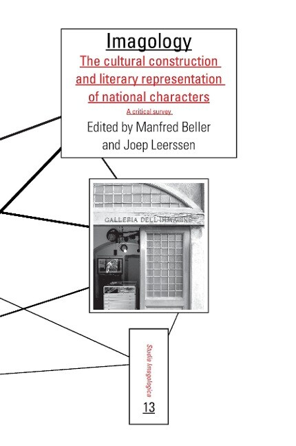Imagology: The Cultural Construction and Literary Representation of National Characters. a Critical Survey als Taschenbuch