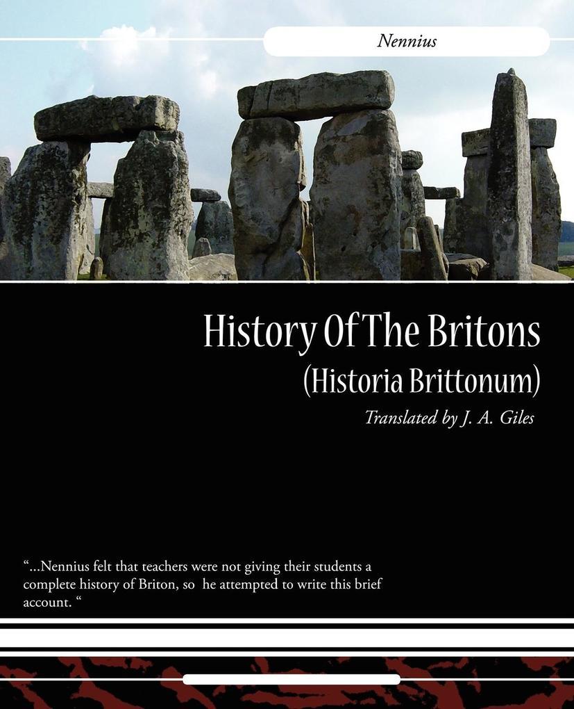 History of the Britons (Historia Brittonum) als Taschenbuch