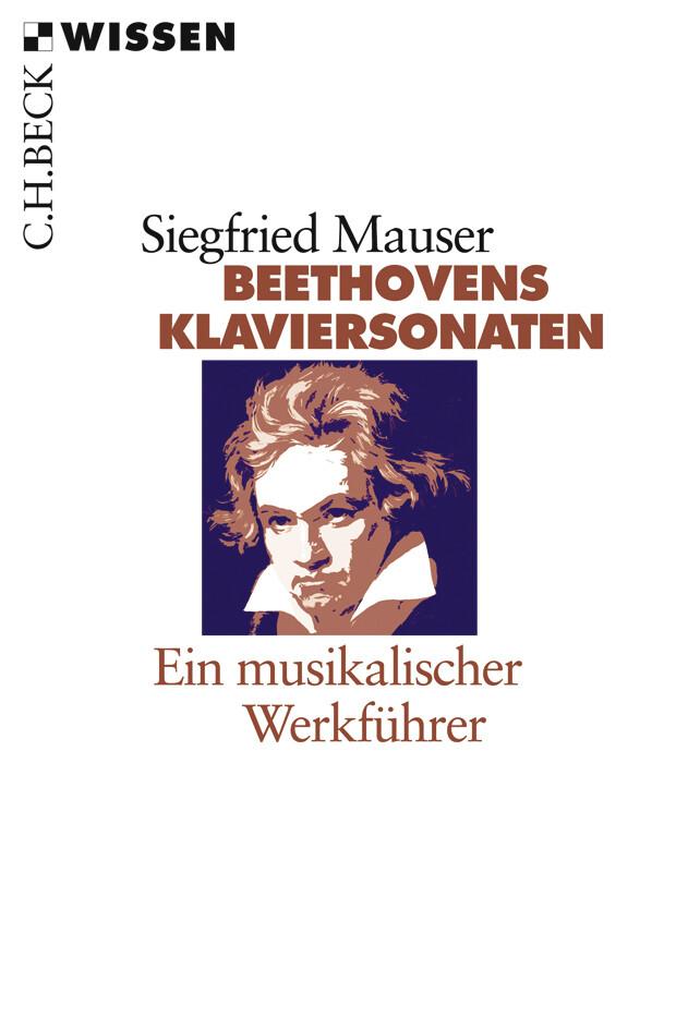 Beethovens Klaviersonaten als Taschenbuch