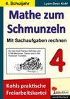 Mathe zum Schmunzeln - Sachaufgaben / 4. Schuljahr