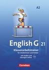 English G 21. Ausgabe A 2. Klassenarbeitstrainer mit Lösungen/Audios online