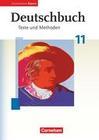 Deutschbuch 11. Jahrgangsstufe. Schülerbuch. Oberstufe Gymnasium Bayern