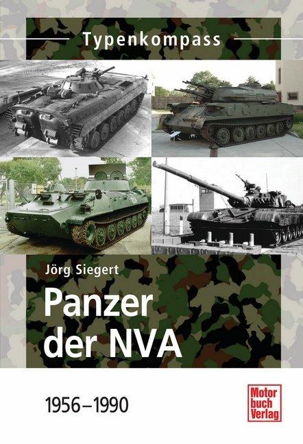 Panzer der NVA 1956 - 1990