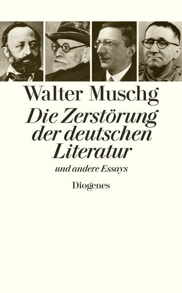 Die Zerstörung der deutschen Literatur als Buch