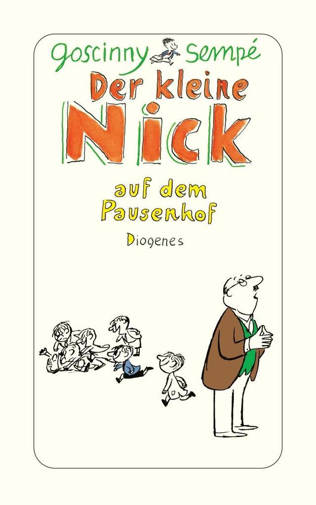 Der kleine Nick auf dem Pausenhof als Taschenbuch
