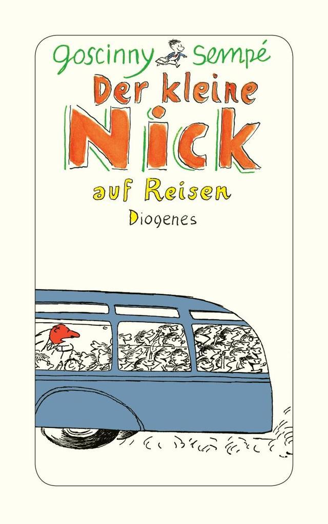 Der kleine Nick auf Reisen als Taschenbuch