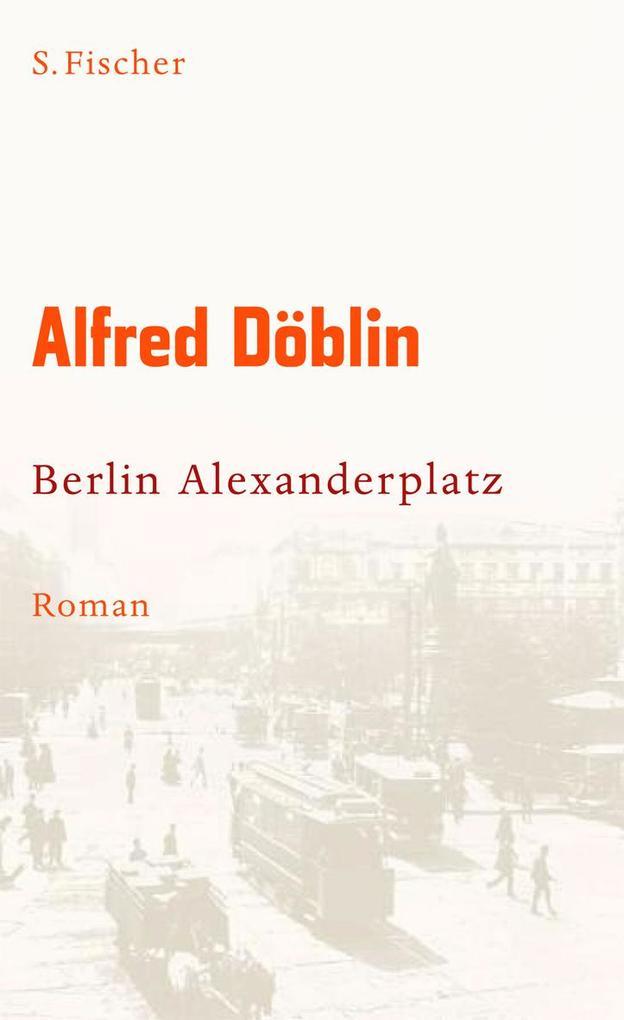 Berlin Alexanderplatz als Buch
