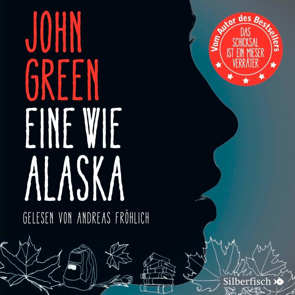 Eine wie Alaska als Hörbuch CD